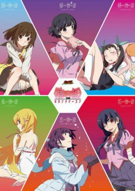 Цикл историй: Второй Сезон [ТВ-2] / Monogatari Series: Second Season постер