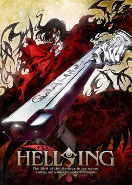 Хеллсинг OVA / Hellsing Ultimate постер