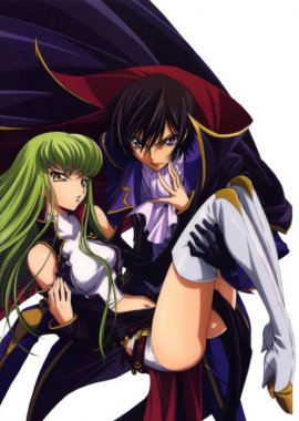 Код Гиас: Восстание Лелуша [ТВ-2] / Code Geass: Lelouch of the Rebellion R2 постер