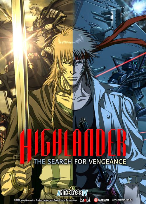 Горец: В поисках мести / Highlander: Vengeance