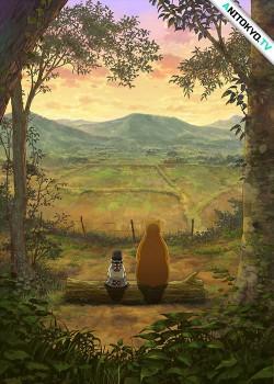 Кумамико: Девочка встречает медведя / Kumamiko: Girl Meets Bear постер