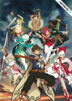 Сказания Зестирии X [ТВ-2] / Tales of Zestiria the X s2 постер