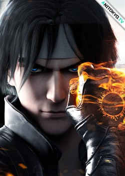 The King of Fighters: Destiny постер