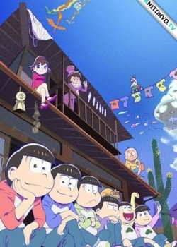 Осомацу-сан [ТВ-2] / Osomatsu-san 2nd Season постер
