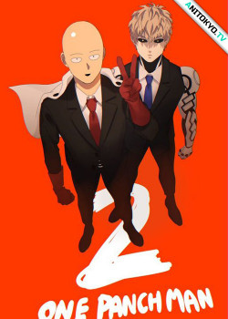 Ванпанчмен OVA-2 / One Punch Man 2 OVA постер