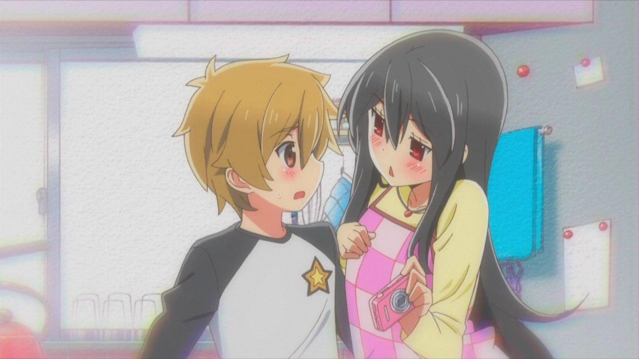 Пришествие сестренки / Onee-chan ga Kita скриншот