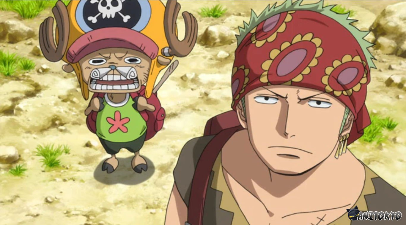 6 movie one piece