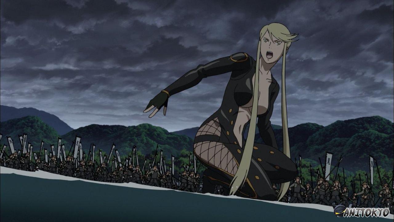 Смотреть аниме онлайн сериалы бесплатно на TOTORI в