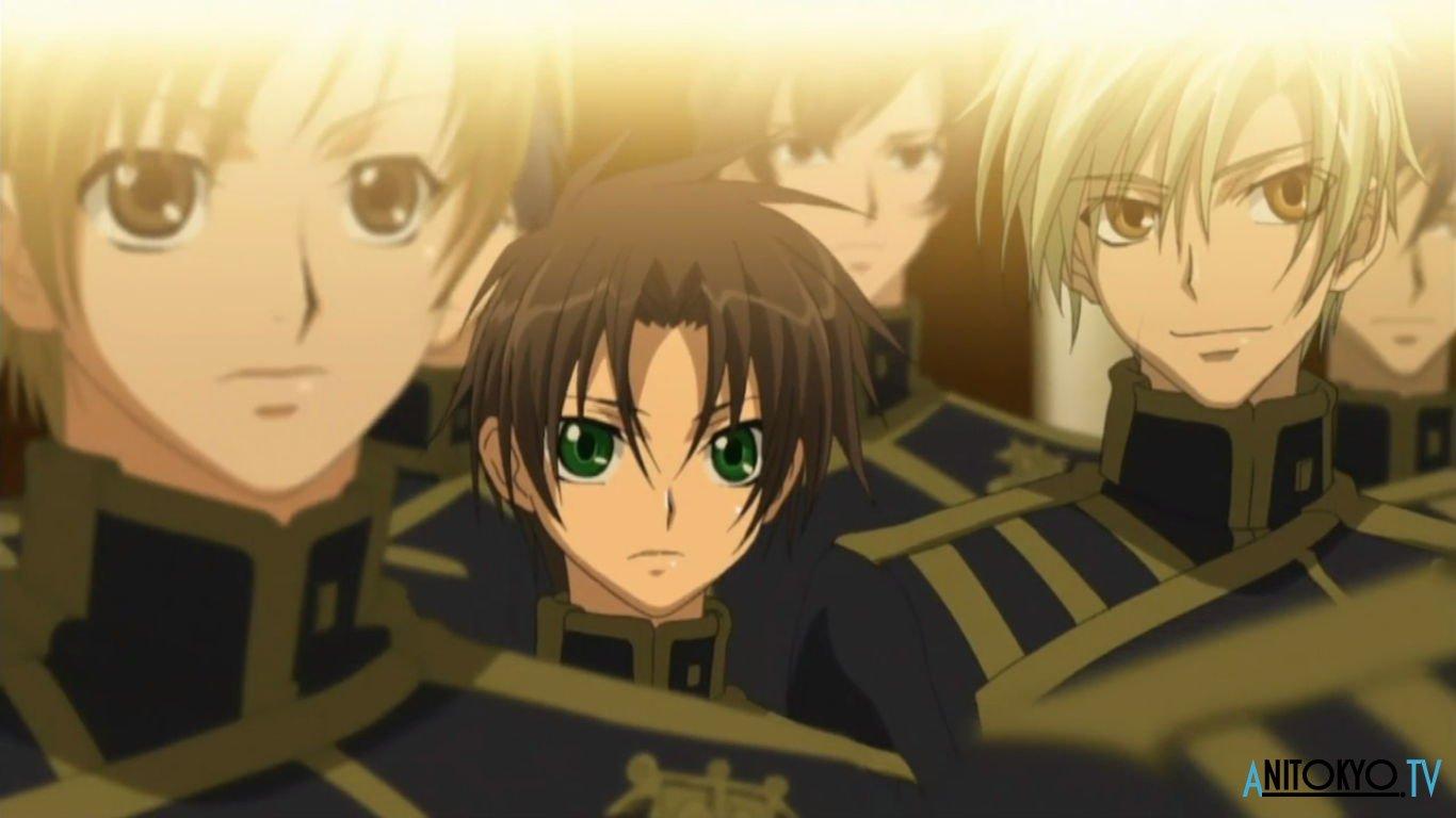 Смотреть аниме дух 07