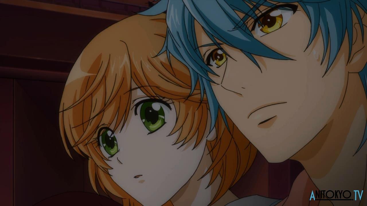Смотреть аниме золотая струна