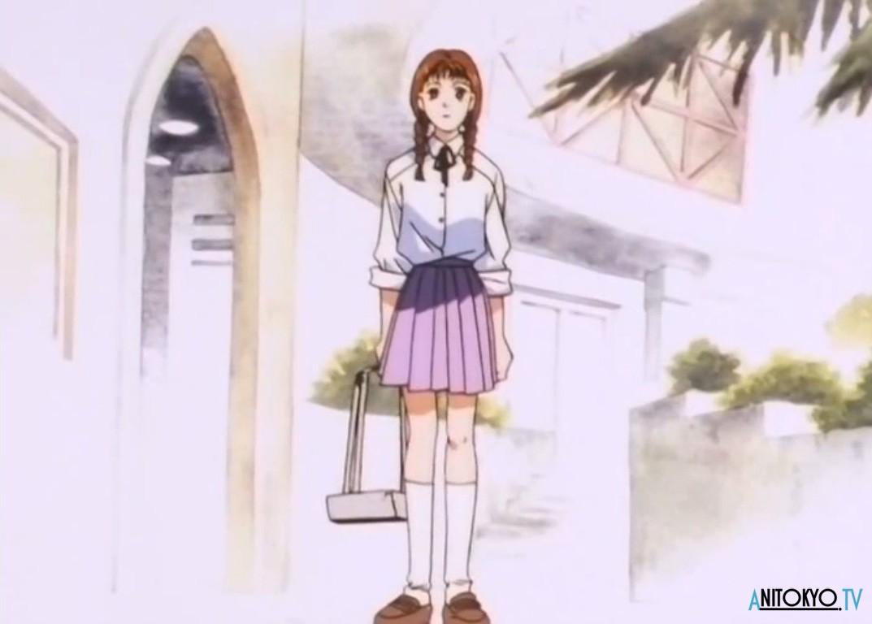 Смотреть сначала парни потом цветы аниме