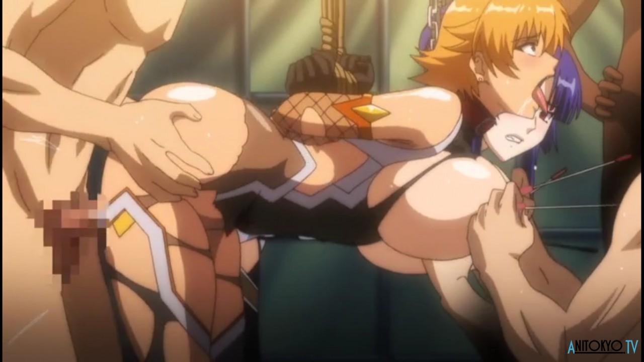 Taimanin Asagi 3  Охотница на демонов Асаги 3 Хентай