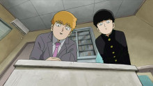Скриншот Моб Психо 100 [ТВ-2] / Mob Psycho 100 2nd Season