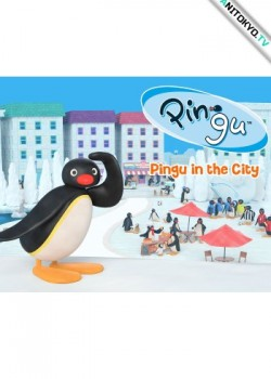 Пингу в городе / Pingu in the City постер